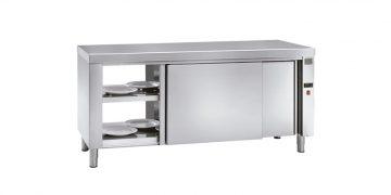 Calienta platos: armarios, carros y mesas calientes
